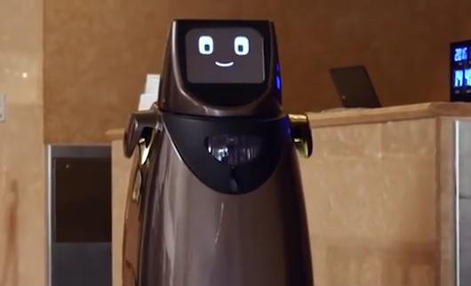 Robot do użytku publicznego