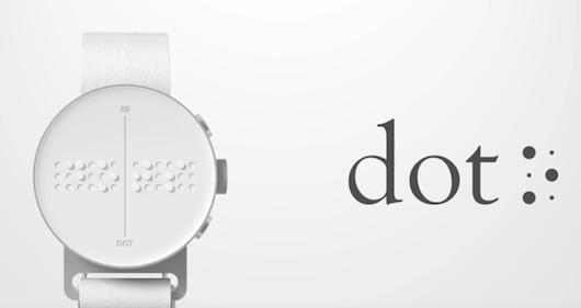 Zegarek dla niewidomych