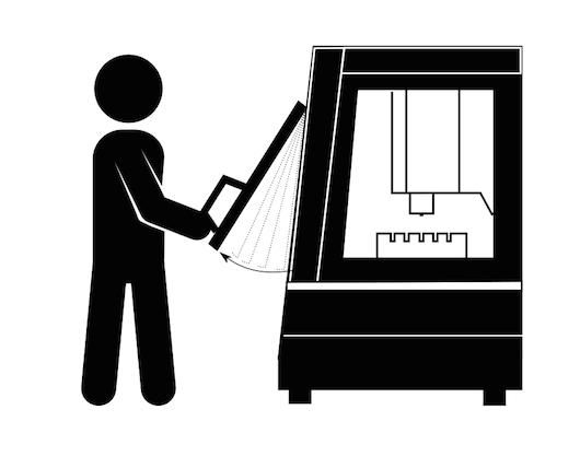 Jak blokować pokrywę bez użycia sprężyn gazowych?