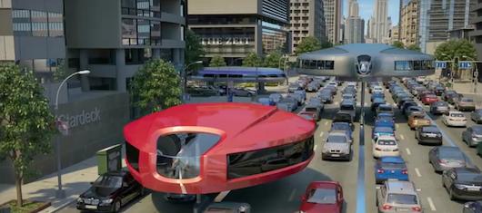 Żyroskopowy Transport Przyszłości