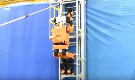 Robot ratunkowy