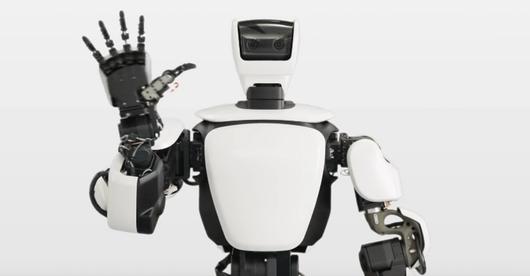Płynne ruchy robota