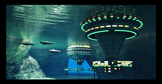 Trwają prace nad podwodnym miastem