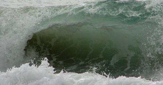 Konstrukcja wytrzymująca tsunami