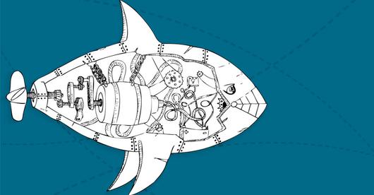 Mechaniczna ryba