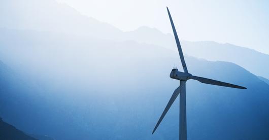 Największa turbina wiatrowa