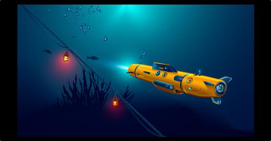 Podwodny dron będzie badał Wielką Rafę Koralową