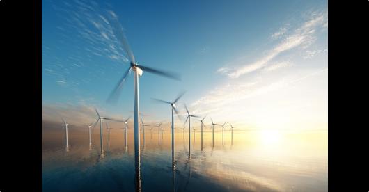 największa farma wiatrowa na świecie