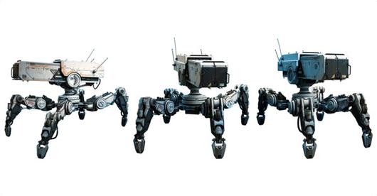 Robot sprawdzi reaktor?
