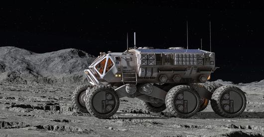 Wyjątkowo kosmiczny pojazd