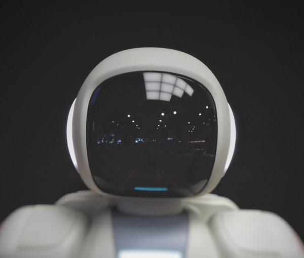 Robotyczna głowa