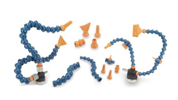 Nowość: modułowe systemy precyzyjnego doprowadzenia chłodziwa oraz innych cieczy i gazów