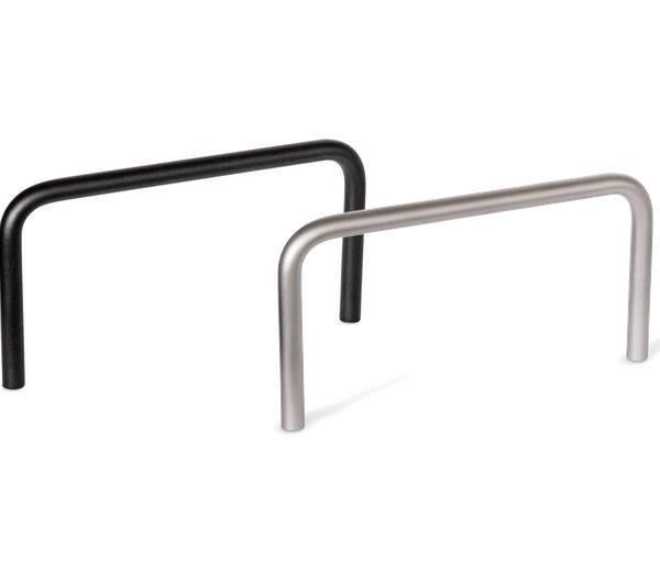 NOWOŚĆ! Podwyższone uchwyty ze stali nierdzewnej – zgodne z normą dźwigową DIN EN 13586
